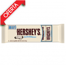 -HERSHEY'S COOKIES AND CREAM 8 PACK 102GR